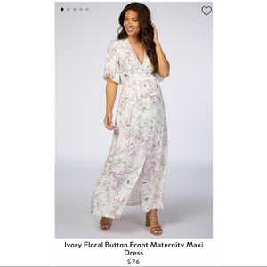 Maternity garment